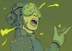 8bitmonkey:Josan Gonzalez || Deviant Art || Follow!