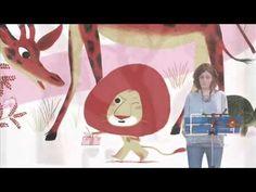 La storia del leone che non sapeva scrivere di M. Baltscheit e M. Boutavant Edizioni Motta Junior - YouTube