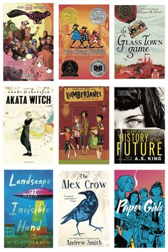 Suzanne picks the best 10 children's and young adult books she crossed off her TBR list in 2017 in this ...