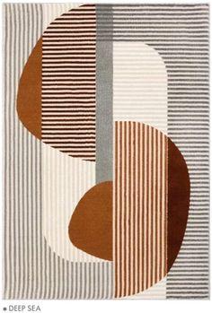 Amazon.com: LOVEHOME Orange Stripe Area Rugs,Luxury Super Soft Rectangle Modern Abstract Geometric Rugs for Living Room Bedroom-b 160x230cm(63x91inch): Home & Kitchen Blue Carpet, Carpet Colors, Brown Carpet, Carpet Tiles, Rugs On Carpet, Carpet Remnants, Diy Carpet Cleaner, Carpet Cleaning Company, Patterned Carpet