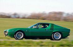 Klassieker: Alfa Romeo Montreal - Autoblog.nl