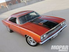 1970 Plymouth GTX - 440 six pack