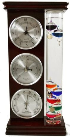 Ambient Weather WS-YG709 Galileo Thermometer, Barometer, Hygrometer and Quartz Clock Weather Station (Silver) Ambient Weather http://www.amazon.com/dp/B004Z9A26O/ref=cm_sw_r_pi_dp_Z3sIub0NEXPS3