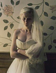 Kirsten Dunst, 'melancholia'