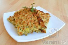 Recept na výborný vegetariánský slaný koláč z cukety. Quiche, Breakfast, Food, Morning Coffee, Meal, Essen, Quiches, Hoods, Meals