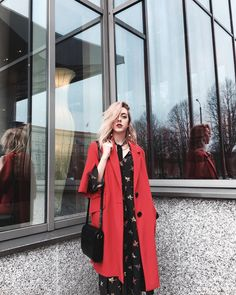 walking around staring into people's souls 👁⛑ Duster Coat, Walking, People, Jackets, Instagram, Fashion, Down Jackets, Moda, Fashion Styles