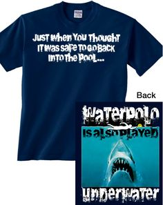 I would love to have this shirt. Our whole team should get this shirt