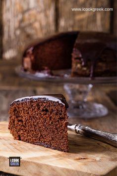 Amazing Chocolate Cake Recipe, Best Chocolate Cake, Homemade Chocolate, Chocolate Dishes, Chocolate Recipes, Cake Recipes, Dessert Recipes, Party Recipes, Most Popular Desserts