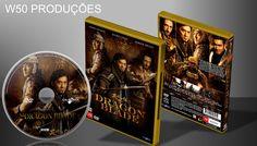 Dragon Blade - CAPA - ➨ Vitrine - Galeria De Capas - MundoNet | Capas & Labels Customizados