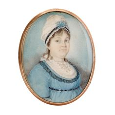 1804 Nancy Anne Mccambell Hays of Virginia, at the Society of the Cincinnati  Her husbands picture is in the folder on Men's Prints Paintings and Artwork.