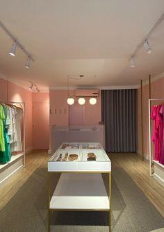Concept, Boutique, Banana, Iphone, Lighting, Design, Home Decor, Bedroom Decor, Shop Interiors