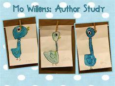 Eberhart's Explorers: Wordless Wednesday: Mo Willems