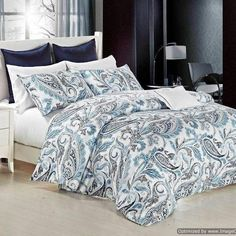 Paisley Bed Covers Can Be Perfect For Your New Home - http://www.amazinginteriordesign.com/paisley-bed-covers-can-perfect-new-home/