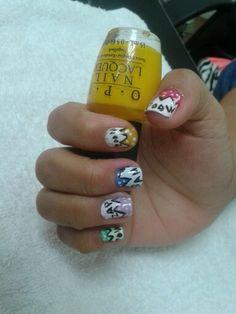 nails comic