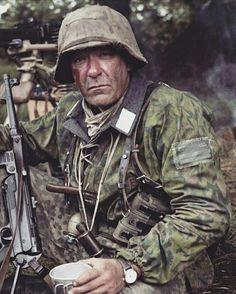 WWII - German infantry