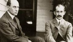 Research Information, Lesson Ideas, Primary Resources - Grades 4-12 -Smithsonian online exhibit of the Wright Brothers.