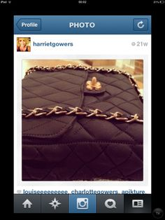 Another Chanel bag cake...made by me!
