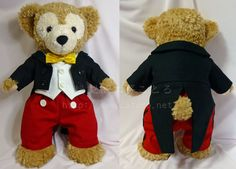 Duffy clothes patterns