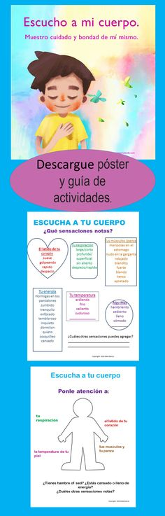Free mindfulness and self-regulation resources available in Spanish.