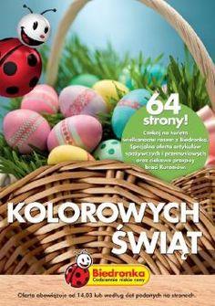 Wielkanoc w Biedronce!