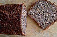 Istine i laži o hrani: Novi LCHF kruh sa orasima Low Carb Bread, Keto Bread, Gluten Free Recipes, Healthy Recipes, Drink Recipes, Healthy Meals, Healthy Food, Lactose Free Diet, Lchf