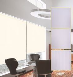 B&C Fashion Roller blind shade Home Window blind Custom make to order any size  #BC