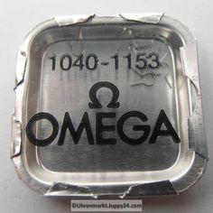 Omega Wippenfeder Part Nr. Omega 1040 1153 Cal. 1040 - Uhren