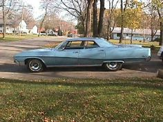 1967 Buick Electra 225, my very first car...not this one but one just like it