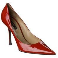 I want some red high heels!