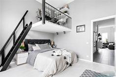 Loft Room, Bedroom Loft, Dream Bedroom, Room Decor Bedroom, Home Bedroom, Attic Bedrooms, Bedroom Ideas, Awesome Bedrooms, Cool Rooms