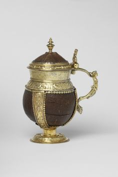 Tankard, Germany 1580.  The Victoria and Albert Museum