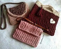 Straw Bag, Crochet, Bags, Fashion, Handbags, Moda, Fashion Styles, Ganchillo, Crocheting