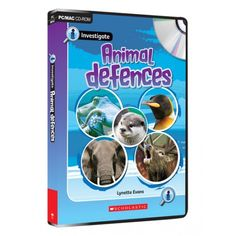 Animal defences CD-ROM