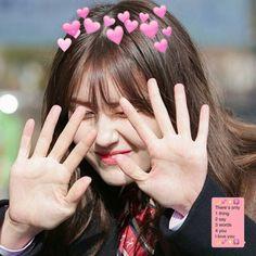 Korean Girl, Asian Girl, Jeon Somi, Face Claims, Aesthetic Anime, Kpop Girls, Ulzzang, Girl Group, Hair Accessories