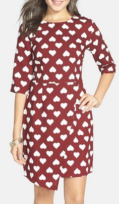 Cute heart print dress - 40% off! http://rstyle.me/n/vsnevnyg6