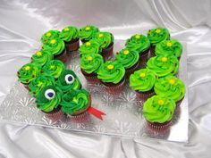 Image detail for -Slithering Cupcake Snake Land O Lakes