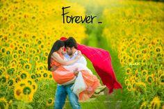 An Adorable Pre-Wedding Pictures with the colourful Sunflowers Pre Wedding Poses, Pre Wedding Shoot Ideas, Pre Wedding Photoshoot, Wedding Pictures, Indian Wedding Couple Photography, Wedding Stills, Cute Girl Photo, Cover Pics, Couple Shoot
