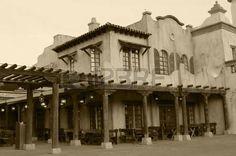 házak a régi nyugati photo