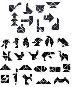 Il tangram. Sottocoperta: il portale di Viaggi, Enogastronomia e Creatività