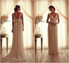 { Anna Campbell Gossamer Collection - Melissa Dress }