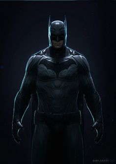 Batman by Riyahd Cassiem