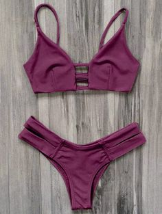 SHARE & Get it FREE | Caged Bandage Bikini - BurgundyFor Fashion Lovers only:80,000+ Items • New Arrivals Daily Join Zaful: Get YOUR $50 NOW!