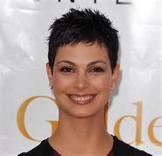 Short Black pixie hairstyle | Hairstyles