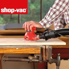 The Shop-Vac® Universal Tool Adapter (90687) is used to connect your power tool to your Shop-Vac® wet dry vac. It is made of soft plastic that can be cut to fit many different diameters. The adapter works with most power tools, containing an exhaust port. http://www.shopvac.com/shopvac-accessories/Products/Universal-Tool-Adapter__906-87-00.aspx