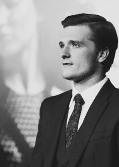 AHHHHHH!!! Not even that suit can hide your hotness