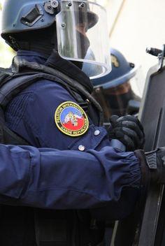 1er Peloton d'Intervention de la Garde Républicaine - Gendarmerie Nationale - France