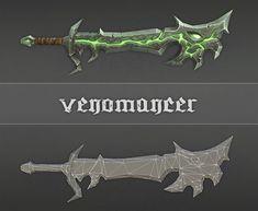 Venomancer by JohnMcFlurry.deviantart.com on @deviantART
