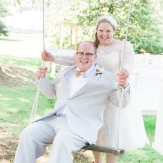 This Southern wedding was full of charm. Complete with outdoor wedding pews and spanish moss made this North Carolina farm wedding sweet. Wedding Pews, Farm Wedding, Wedding Day, Funny Toasts, Beautiful Farm, A Day To Remember, Sweet Couple, Husband Wife, Unique Vintage