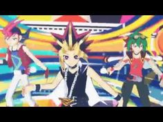 【MMD】LUVORATORRRRRY!【yugioh!】A5DXAL - YouTube