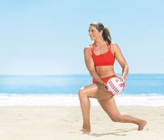 Volleyball Workout With Misty May-Treanor